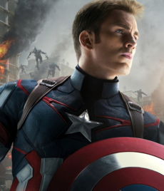 Captain America Full Image