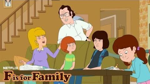 F is for Family Temporada 2 - Trailer en Español HD