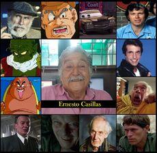 Homenaje a Ernesto Casillas