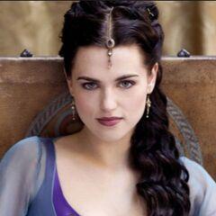Lady Morgana Pendragon en <a href=