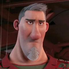 Steve Claus en <a href=