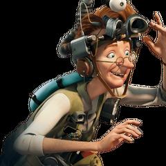 Profesor Bomba en El reino secreto
