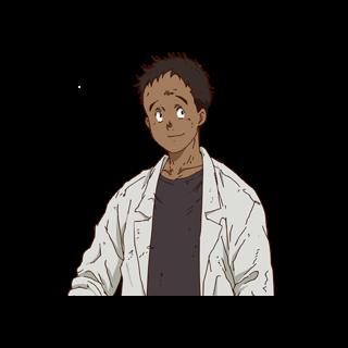 Profesor Kasukabe en <a href=