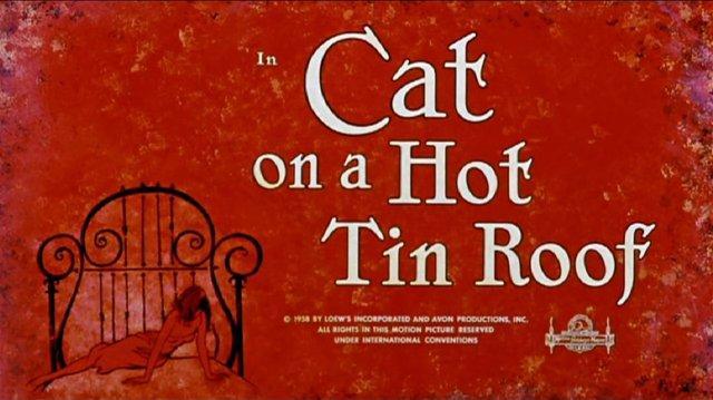 Rosanelda Aguirre - Un gato sobre el tejado caliente (1958)