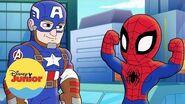 Saber Escuchar Aventuras de Súper Héroes de Marvel