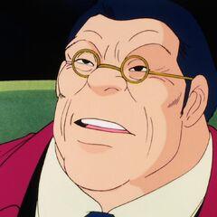 Sr. Takioka en <a href=