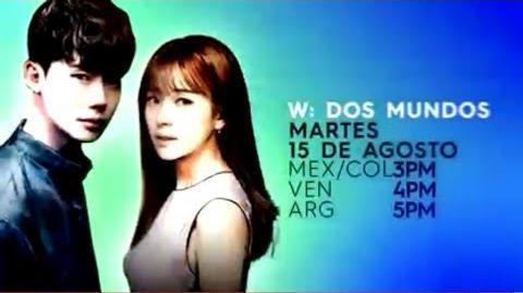 W Dos Mundos Trailer Latino