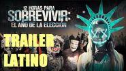 12 horas para sobrevivir El año de la elección (2016) Trailer latino