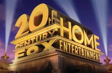 20th Century Fox Home Entertainment New Logo