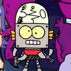 Robot Jones en <a href=