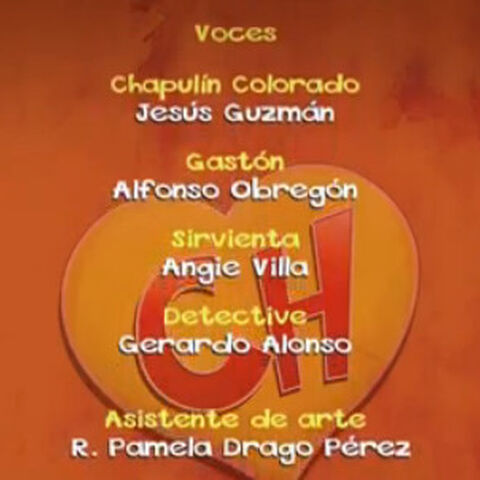 Creditos del Primer Episodio.