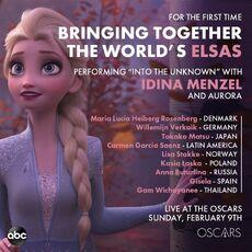 Elsas Oscars