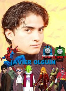 JavierOlguínPersonajes