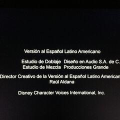 Créditos del DVD, Blu-ray y Netflix 4