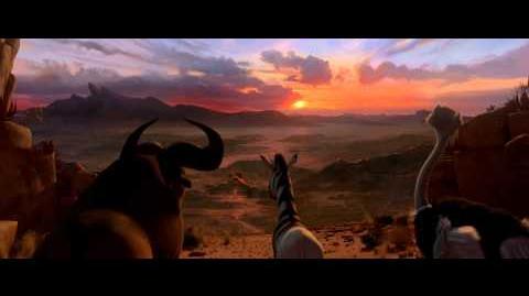 Khumba, La Cebra Sin Rayas - Tráiler Oficial HD