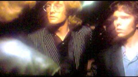 Martin Soto en The Doors