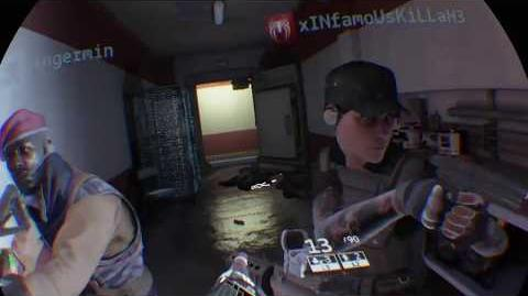 PLAYSTATION VR - Firewall Zero Hour - ps4