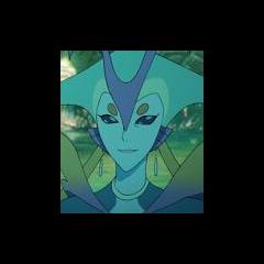 Reina Luxia en <a href=