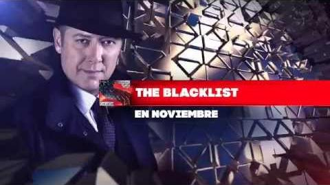 The Blacklist nueva temporada en noviembre