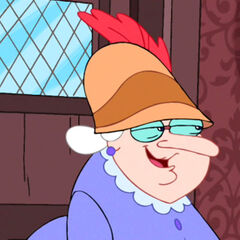 Abuela Winifred Fletcher de <a href=