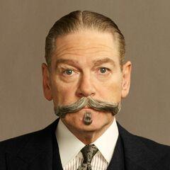 Hercule Poirot en <a href=