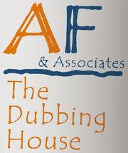 AF The Dubbing House logo