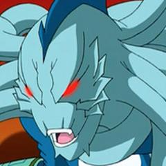 Bai Tza, demonio del agua en <a href=