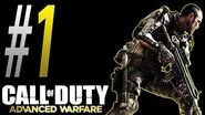 Call of Duty Advanced Warfare - Español Latino - Campaña - Misión 1 - Iniciación -