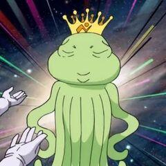Rey de la Vía Láctea en <a href=