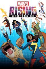 Marvel Rising: Guerreros secretos