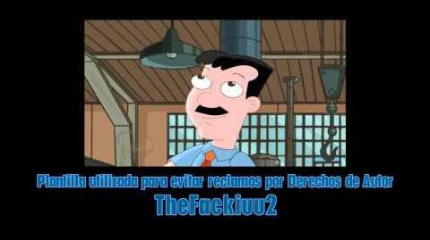 Phineas y Ferb - ¿No eres joven para ser un ingeniero? - Español Latino