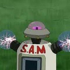 S. A. M. en <a href=