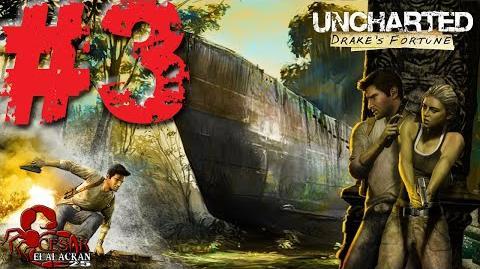 Uncharted - Gameplay (Español Latino) Parte 3 HD
