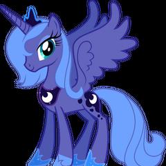 Princesa Luna en <a href=