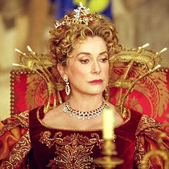 Reina de Francia en <a href=