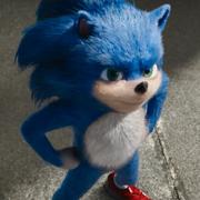 Diseño de Sonic del año 2019