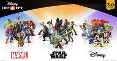 Disney Infinity franchises