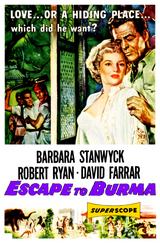 Huida hacia Burma