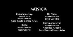 Moana- Un mar de aventuras Doblaje Latino Creditos 5