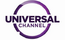 Universal channel current logo