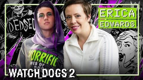 Watch Dogs 2 - Entrevista con Erica Edwards, la voz de Sitara