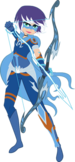 Zarya(Ranger) Mysticons