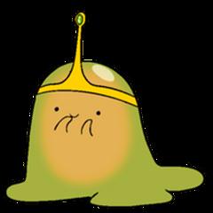 Princesa Slime en <a href=