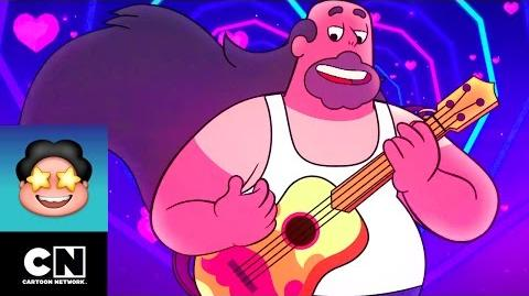 Déjame entrar en tu corazón (video musical) Steven Universe Cartoon Network