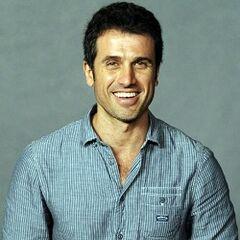 Voz recurrente del actor brasileño <a href=