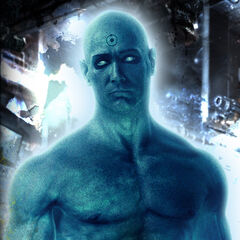 Jonathan Osterman / Doctor Manhattan en <a href=