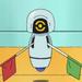 Referi robot de Gimnasio Marino