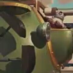 Robot conductor en <a href=