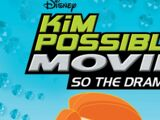 Kim Possible la película: Todo un drama