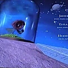 Creditos de doblaje personajes episodicos (Episodio 7)